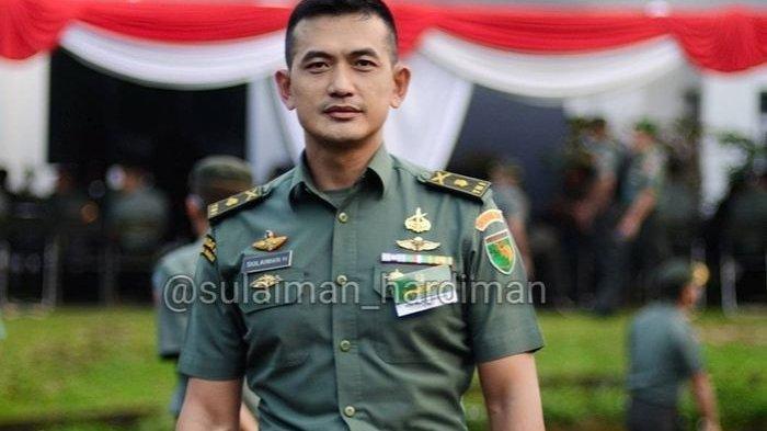 BEGINI Kabar Sulaiman Hardiman yang Pilih Mundur Jadi TNI AD Saat Berpangkat Mayor Inf