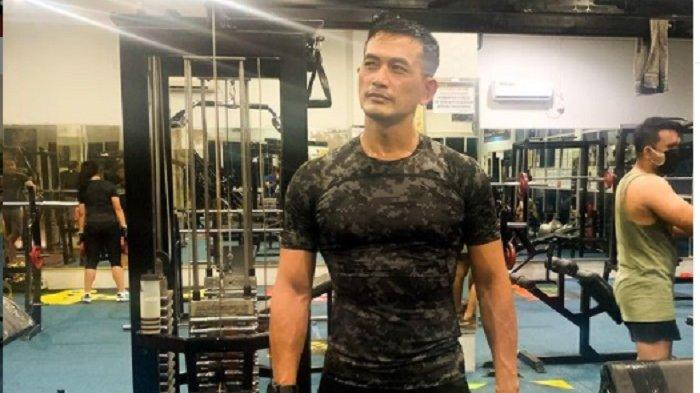 Penampilan terbaru Sulaiman Hardiman yang diunggah di media sosial