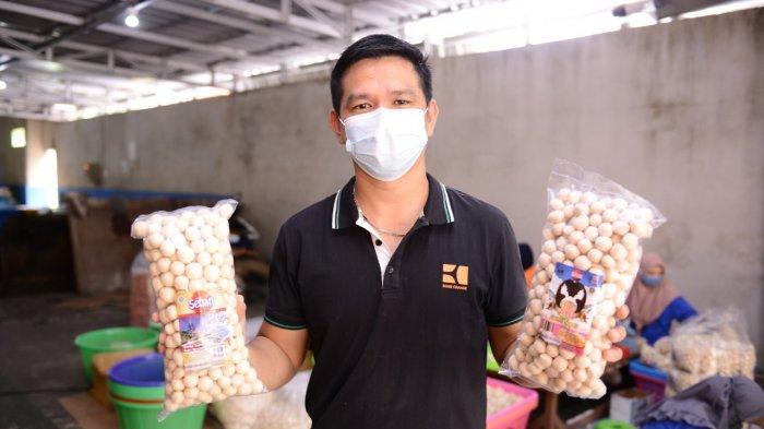 Usaha Hendri Mitra Binaan PT Timah Tbk Kian Berkembang, Produksi Getas Sampai Tiga Brand