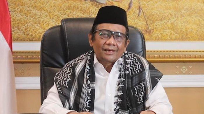 Ketika Mahfud MD Jelaskan Situasi Covid-19 di Indonesia: Harta dan Jabatan Kini Tidak Ada Gunanya