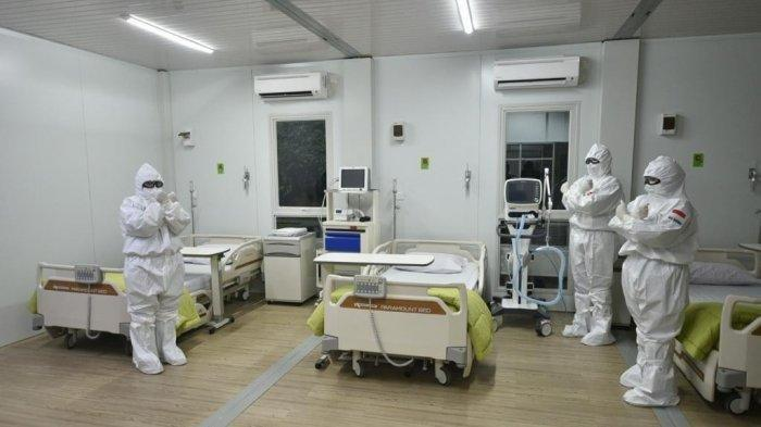 Kesaksian Pasien Covid-19 Melihat Orang-orang Berhadapan dengan Sakratulmaut di Ruang Isolasi RS