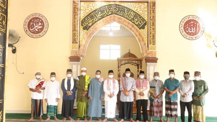Khotib Idul Adha di Masjid Jabar Nur Belinyu, Wakil Bupati Bangka Sampaikan Pesan Perjuangan
