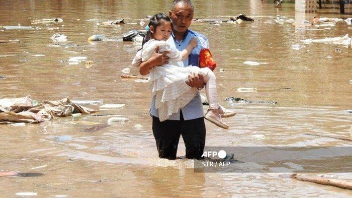Proyek Gila China Gagal Selamatkan Negaranya Dari Bencana 1.000 Tahunan Ini, Begini Kondisinya