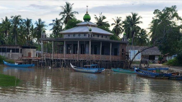LazisNU Babel Bedah Rumah Hingga Bangun Masjid Terapung