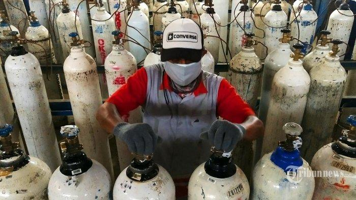 PT VDNIP Berkontribusi Penanganan Pandemi Covid-19, Oksigen di Distribusikan ke RS dan Dinkes