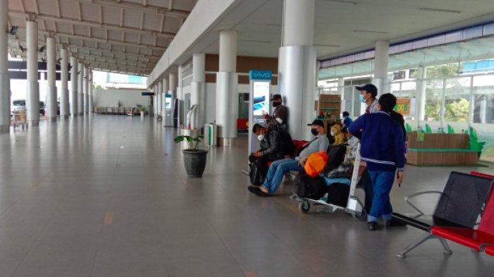 Tanjungpandan-Pangkalpinang Pakai Surat Tanda Registrasi Pekerja, Penumpang: Tak Masalahkan