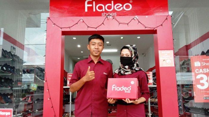 Penjualan Sandal dan Sepatu Fladeo Shoes Meningkat di Idul Adha 2021