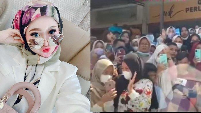 Selebgram Herlin Kenza Jadi Tersangka Kasus Kerumunan di Pasar Lhokseumawe Aceh, Ini Kronologinya