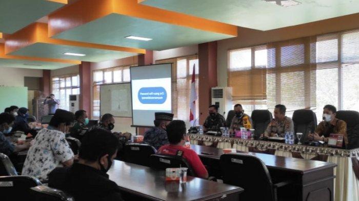 Polres Bangka Barat Melakukan Survey Indeks Tata Kelola untuk Tingkatkan Pelayanan Publik
