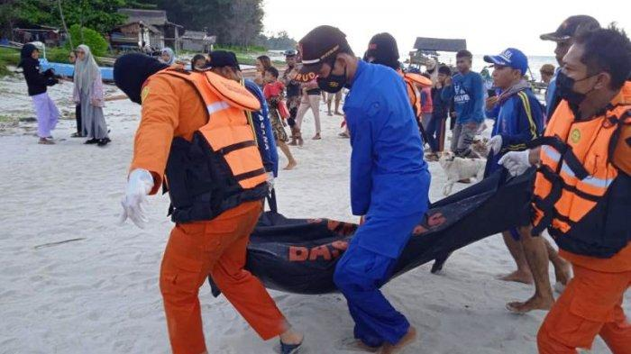 Penambang Asal Jakarta yang Tewas Tenggelam di Laut Bubus Diizinkan Orang Tua Dimakamkan di Belinyu