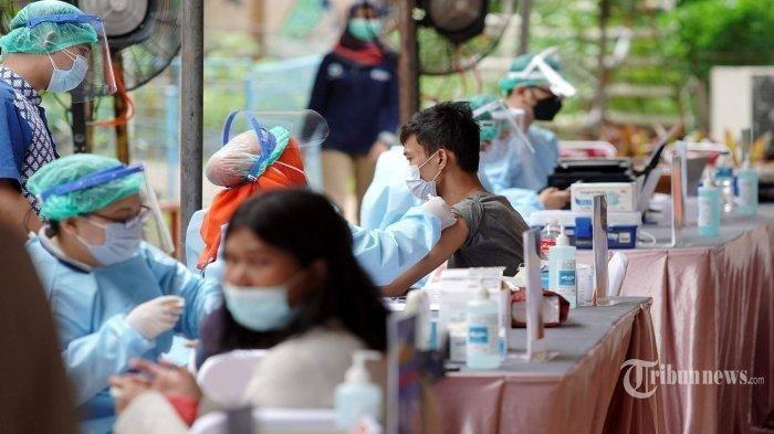 Media Asing Ungkap Indonesia Tak Bisa Penuhi 1 Juta Vaksinasi Setiap Hari, Gara-gara Kendala Ini