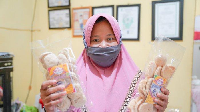 Ratna Bersyukur, Berkat Modal dari PT Timah Usaha Kemplang dan Ampiang Terus Berkembang