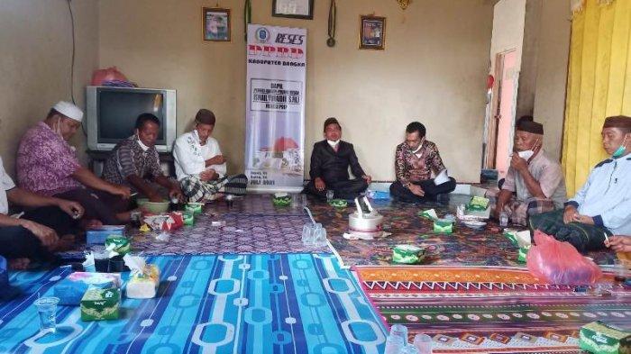 Ismail Yuhaidir Siap Perjuangkan Aspirasi Warga Puding Besar di DPRD Bangka