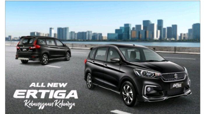 Harga Suzuki All New Ertiga Sangat Terjangkau, Jagorawi Tawarkan Promo Khusus Juli