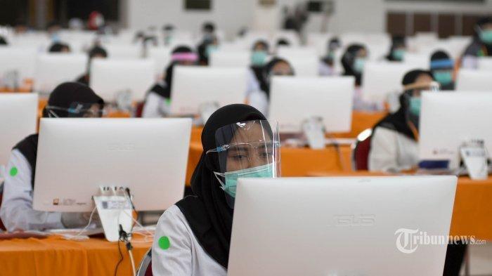 Tes PPPK Guru Mulai Senin Depan, Dindik Bangka Tengah Atur Prokes Ketat, Peserta Wajib Swab Antigen