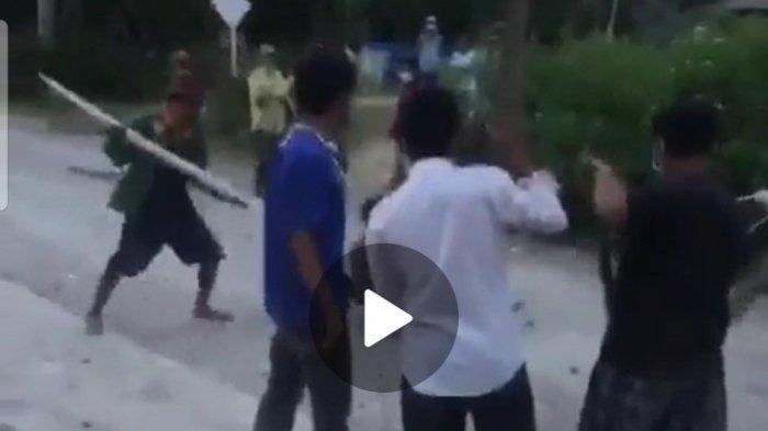 Viral Video Pria Positif Covid-19 Digebuki Warga saat Isoman Ini Kata Polisi, Sempat Bertingkah Aneh