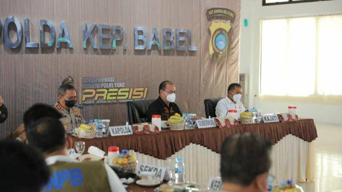 PPKM Level IV Diberlakukan, Gubernur Erzaldi: Pemerintah Ingin Masyarakat Terlindungi