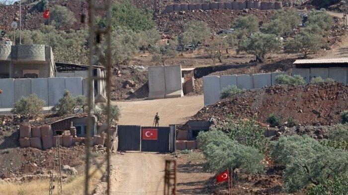 Dua Tentara Turki Tewas dan Dua Lainnya Terluka dalam Serangan Kendaraan Lapis Baja di Suriah Utara