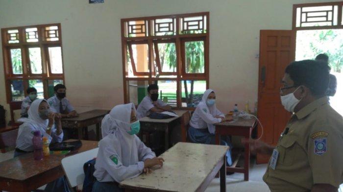 Antisipasi Penyebaran Covid-19, Aktivitas Tatap Muka Tingkat SLTA di Bangka Selatan Ditunda