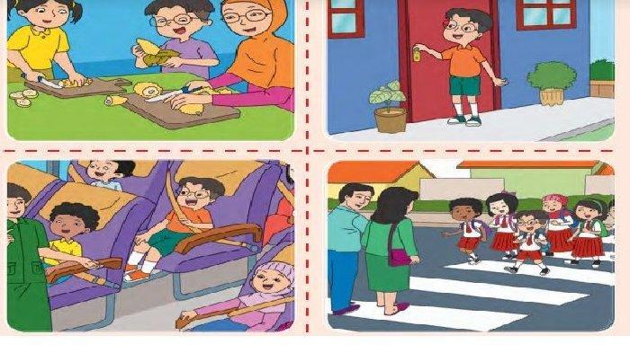 SOAL dan Jawaban Tema 8 Subtema 2: Menjaga Keselamatan di Rumah Lengkap Kelas 2 SD