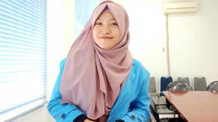 Aliefia Noer Alumni UBB yang Bikin Bangga Indonesia di Mata Dunia, Raih Emas Lomba Sains di Jepang