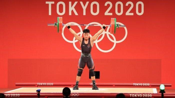 Terkini, Inilah Posisi dan Jumlah Perolehan Medali Sementara Indonesia di Olimpiade Tokyo 2020