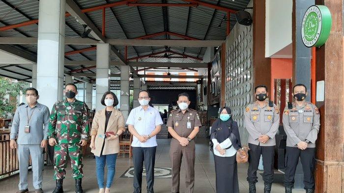 Pemkab Bangka Tengah Bakal Keluarkan Kebijakan Tertulis PPKM Level Tiga, Gencar Sosialisai Prokes
