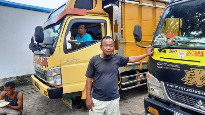 Sopir Angkutan Antar Pulau Mengeluh, Tarif Angkut Murah Sementara Biaya Naik karena Aturan PPKM