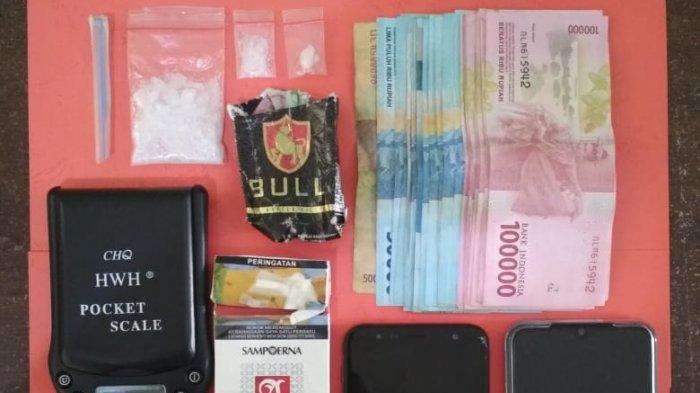 Polisi Tangkap Tiga Pengedar Sabu di Lubuk Besar, Temukan Barang Bukti 6,4 Gram
