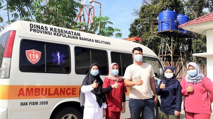 Kisah Petugas PSC 119 Bangka Belitung, Ani Ditelepon Warga yang Menangis Gegara Putus Cinta
