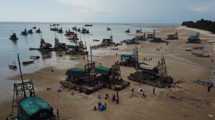 PT Timah Amankan Potensi Kerugian Negara Sebesar Rp 22 M per Bulan di Pantai Jungku Bangka Barat