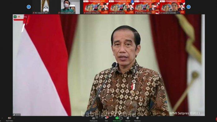 Jokowi Beri Sinyal Soal Kelanjutan PPKM Darurat di Luar Jawa dan Bali dan Alasannya Tak Lockdown