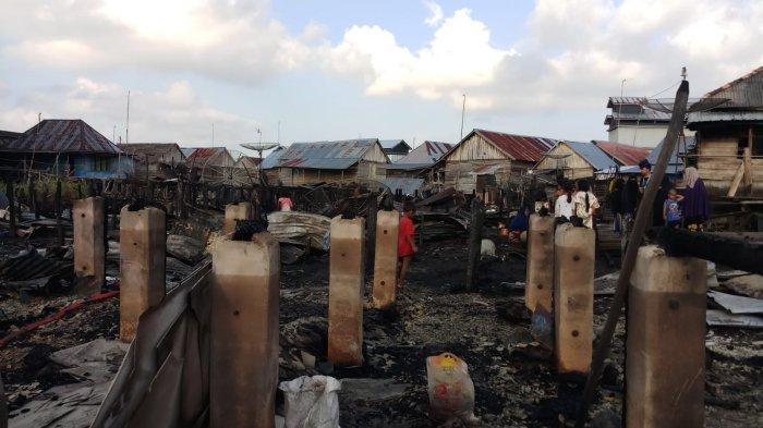 Misteri Sosok Senin dan Selasa Disebut Punya Andil di Balik Terbakarnya 14 Rumah di Bangka Selatan