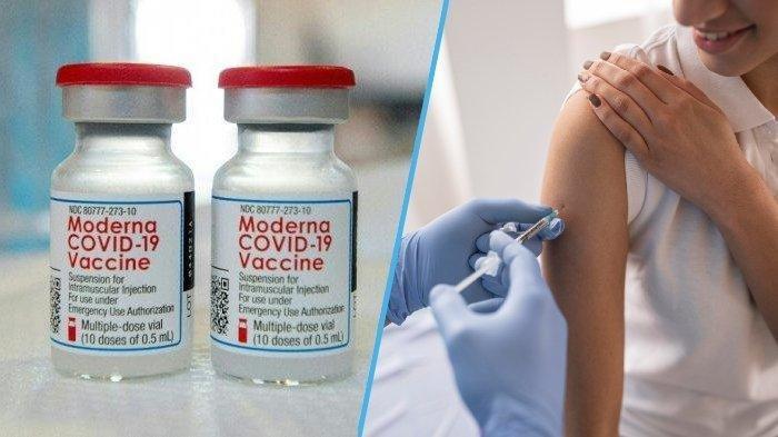 Jubir Vaksinasi Sebut Vaksin Moderna untuk Nakes di Babel Ada 770 Vial