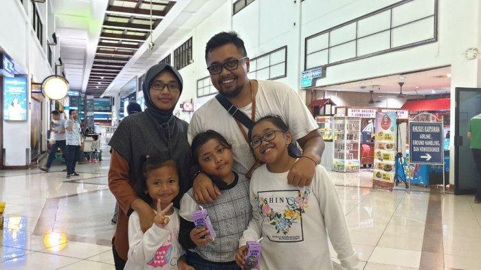 Pimpin KKP Tak Mudah di Masa Pandemi, dr Bangun Melepas Rindu Jumpa Keluarga hanya Lewat Video Call