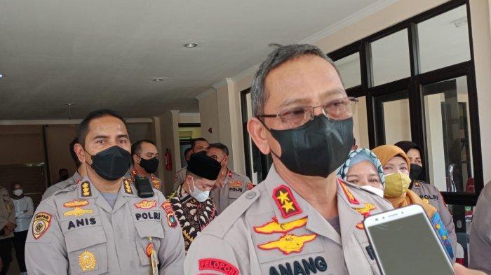 82 Anggota dan PNS Polda Babel Tertular Covid-19, Kapolda Harap Isolasi di Tempat yang Disiapkan