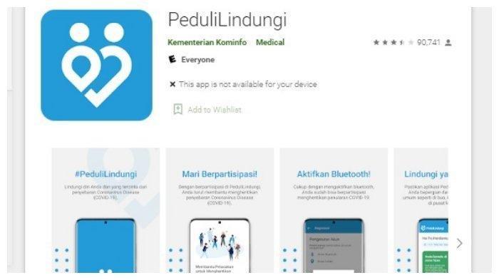 Pemerintah Intensifkan Pelacakan Covid-19 Secara Digital, Individu Download Aplikasi PeduliLindungi