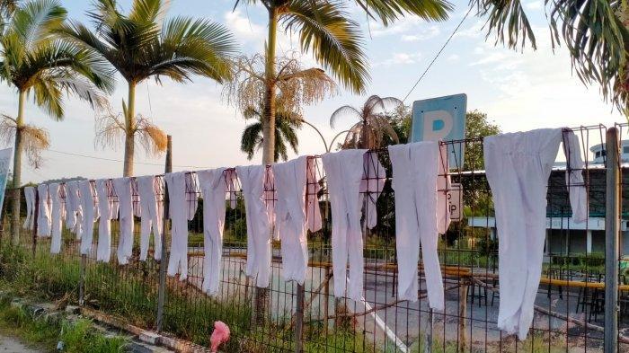 Miris ! Petugas Satgas Covid-19 Bangka Belitung Kehabisan APD, Cuci Ulang Pakaian untuk Dipakai Lagi