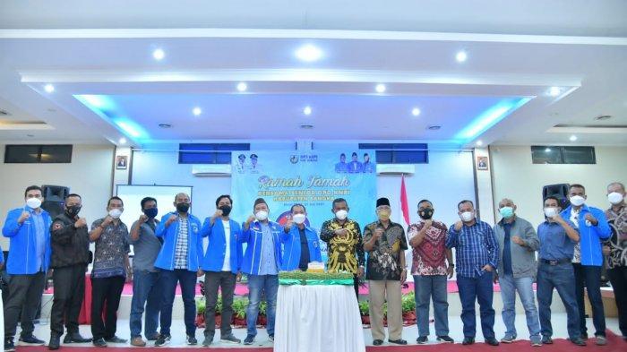 KNPI Bangka Gelar Pertemuan Bersama Senior untuk Mempererat Tali Silaturahmi