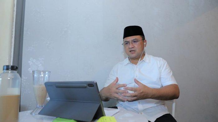 Agenda Gubernur Bangka Belitung Hari Ini, Rapat Pelaksanaan PPKM Level IV di Bangka Belitung