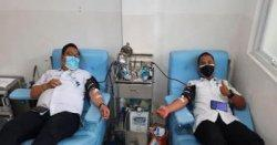 Peduli Sesama, BPJS Kesehatan Pangkalpinang Gelar Kegiatan Donor Darah
