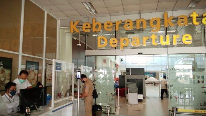 Catat! Calon Penumpang di Bandara Depati Amir Pangkalpinang Wajib Pakai Aplikasi PeduliLindungi