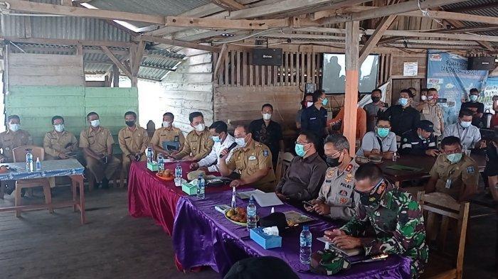 Nelayan Teluk Kelabat Dalam Minta Tegakan Aturan RZWP3K, Erzaldi Janji Akan Lakukan Penertiban