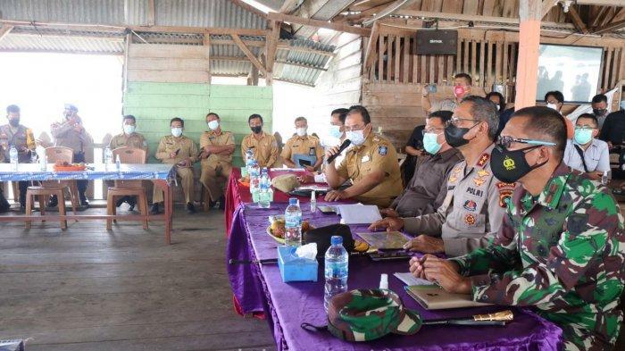Selesaikan Polemik, Gubernur Bangka Belitung Tertibkan Ponton Timah Ilegal di Teluk Kelabat Dalam