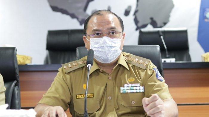 Dalam Sehari 20 Orang Meninggal di Bangka Belitung Karena Covid, Erzaldi Harap Isoter Tekan Kematian