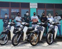 Aniversary 1th Honda Astrea Riders Club Bangka (HARC) CSR ke Panti Asuhan Nur-Rahmah Pangkalpinang