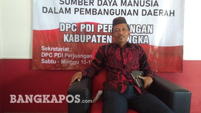 Minimalisir Defisit Anggaran, Jumadi Ajak Anggota DPRD Bangka Relakan 50 Persen Penghasilan Dipotong