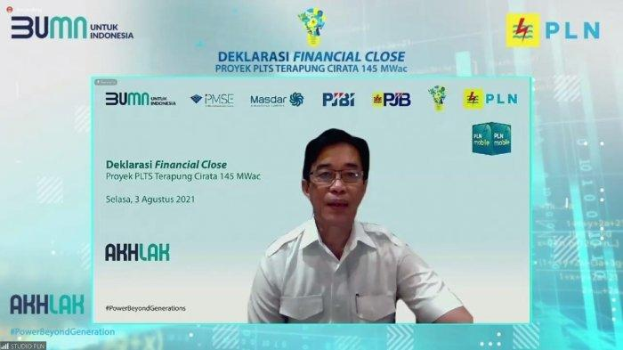 Raih Pendanaan Tiga Bank Internasional, Konstruksi PLTS Terapung Terbesar di Asia Tenggara Dimulai