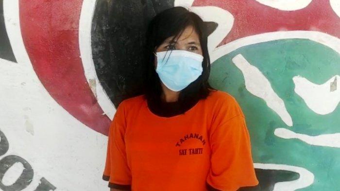 Tertangkap Simpan Dua Paket Sabu, Perempuan Ini Mengaku Dapat di Jembatan 12 Pangkalpinang