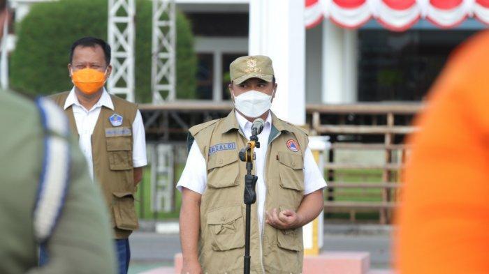 Erzaldi Kumpulkan Satgas Covid-19 Bangka Belitung, Pastikan PPKM Berjalan Lancar dan Humanis